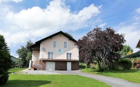 Bad Waltersdorf - ruhige Fewo & tolle Aussicht!