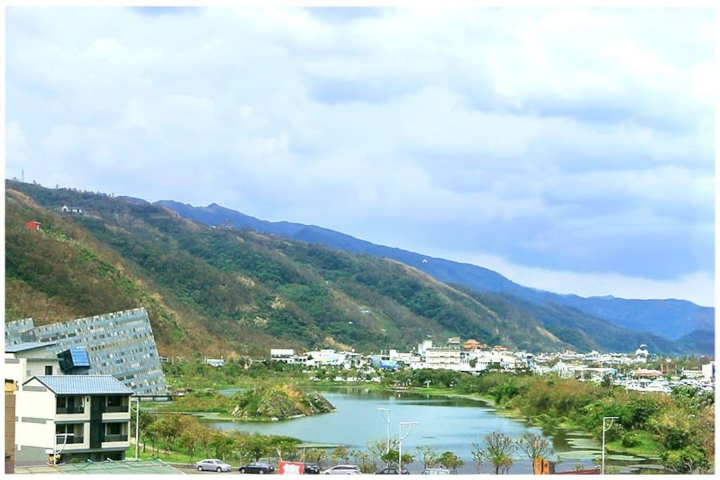 山景與湖景