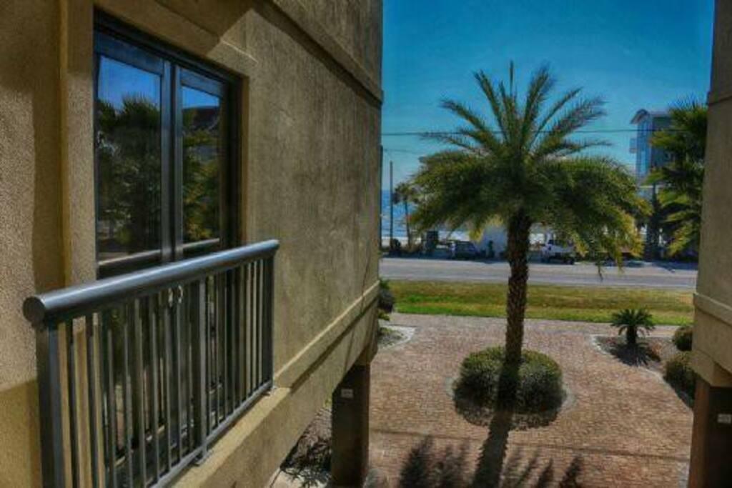 Mexico Beach Gulf View