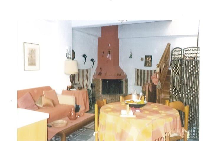 Traditional Cretan house