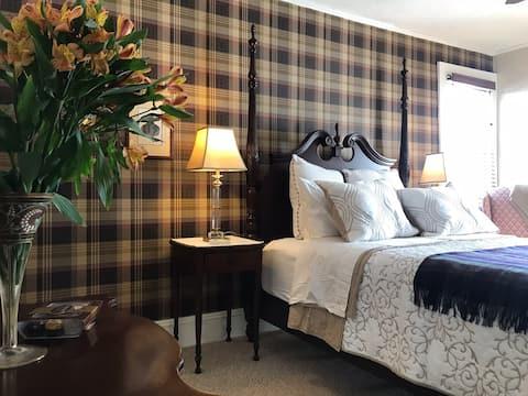 Letchworth Farm B&B The Exmoor Suite