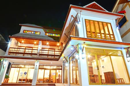 The Indigo House Phrae - Thung Hong - Aamiaismajoitus