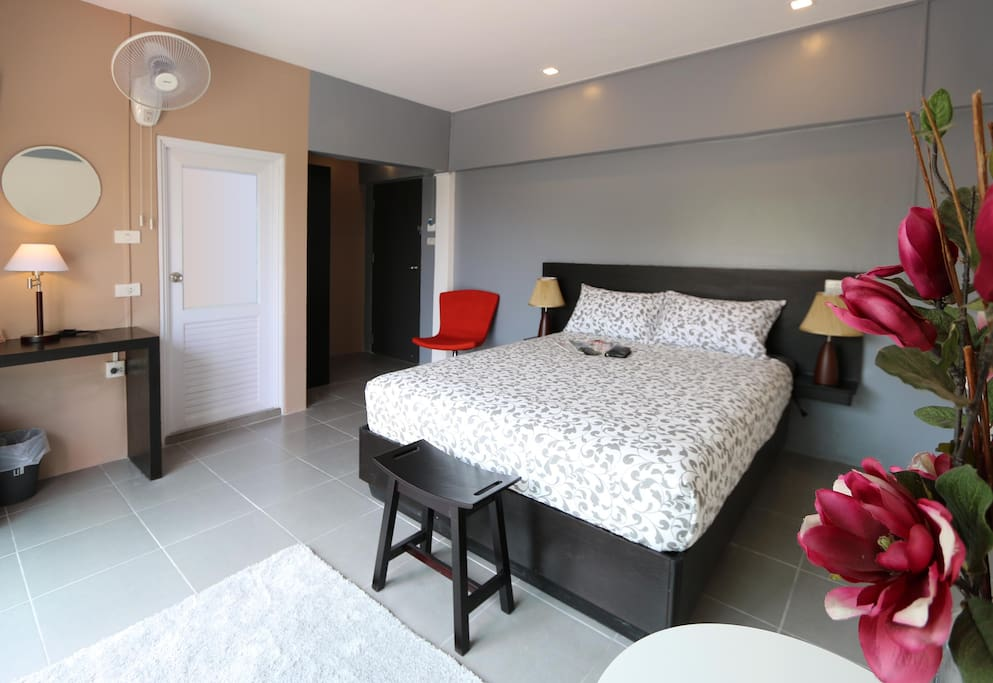 Superior Double Room with Private Terrace