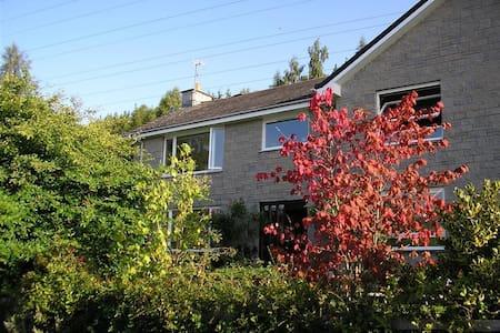Lochside Retreat - Rannoch, Highland Perthshire - Killichonan - 一軒家