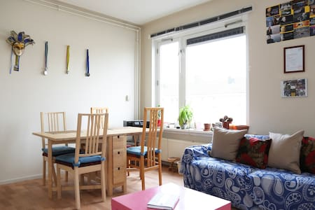 Popular affordable apt. for Couples and Groups! - Amsterdam