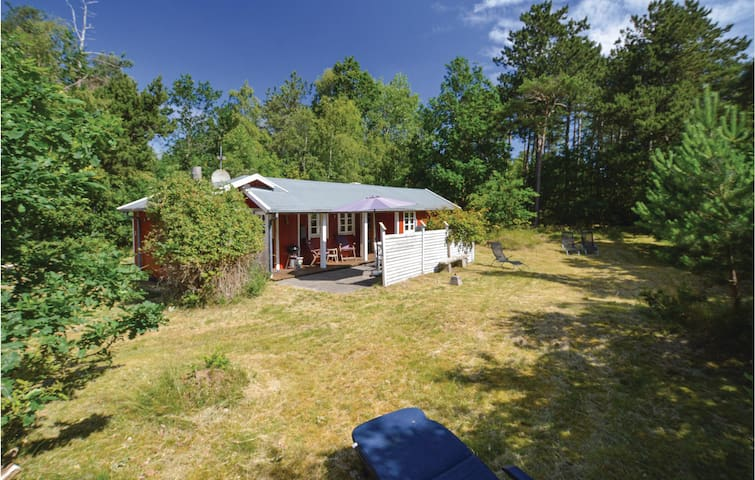 Holiday cottage with 2 bedrooms on 53m² in Højby