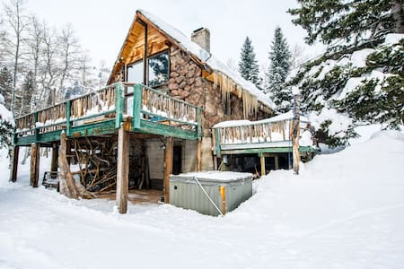 The Mangy Moose Rustic Ski Cabin Solitude/Brighton - Salt Lake City