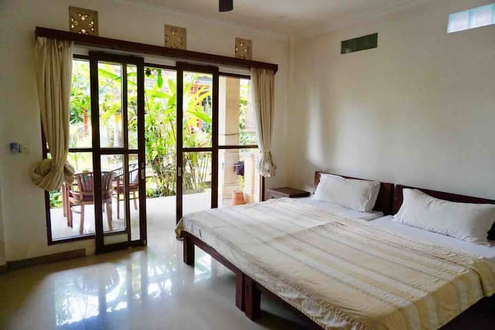 Beautiful Matahari House @ Central Ubud, Bali