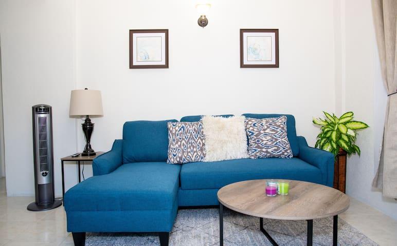Sofa convertible bed