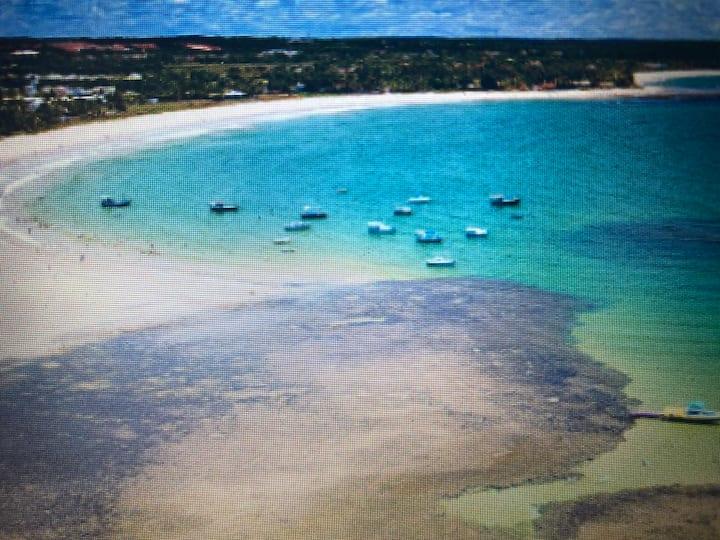 Belo Village em Itacimirim, próx Praia do Forte BA
