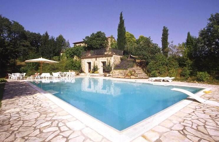La Macinaia, Great Villa dépendance 8+2
