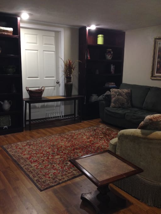 Spacious Apt Adj To Home Great Views Stream Apartments For Rent In Roanoke Virginia