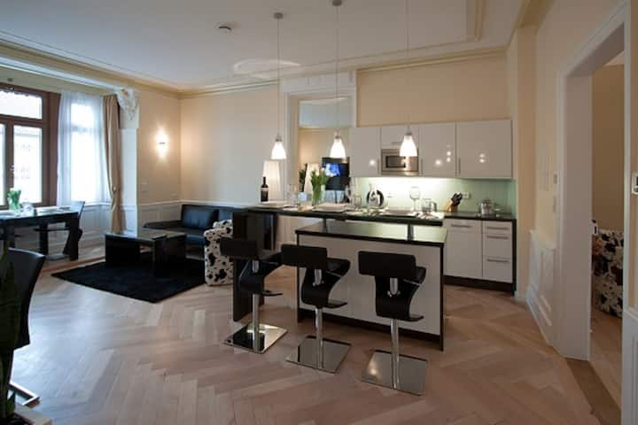 Design apartment 8 for 1-2 persons