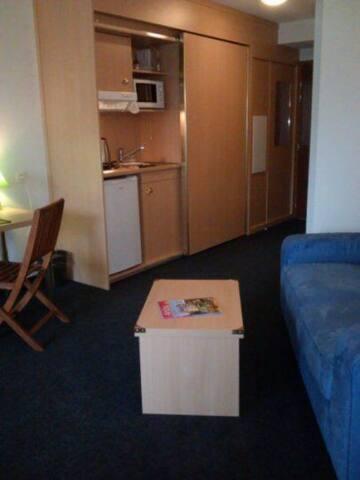 Appartement dans résidence sécurisé - Carquefou - Lägenhet