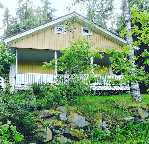 Entire house with a Sauna, 20min from the Centre!
