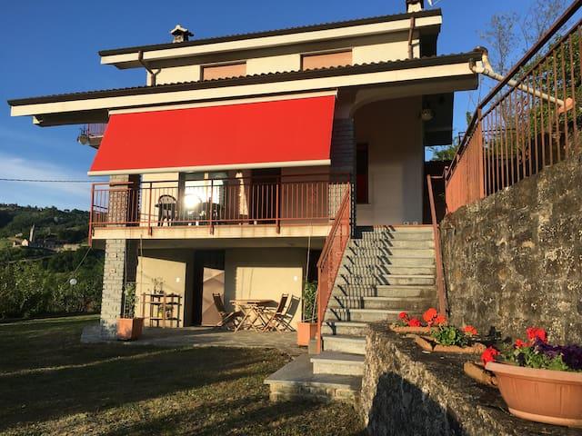 "La Casa ""Rossa"""