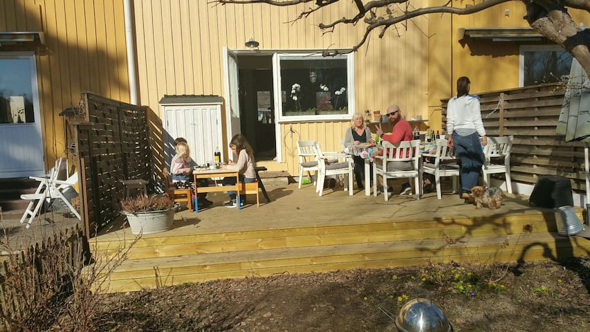 Charming townhouse! - Lidingö - House