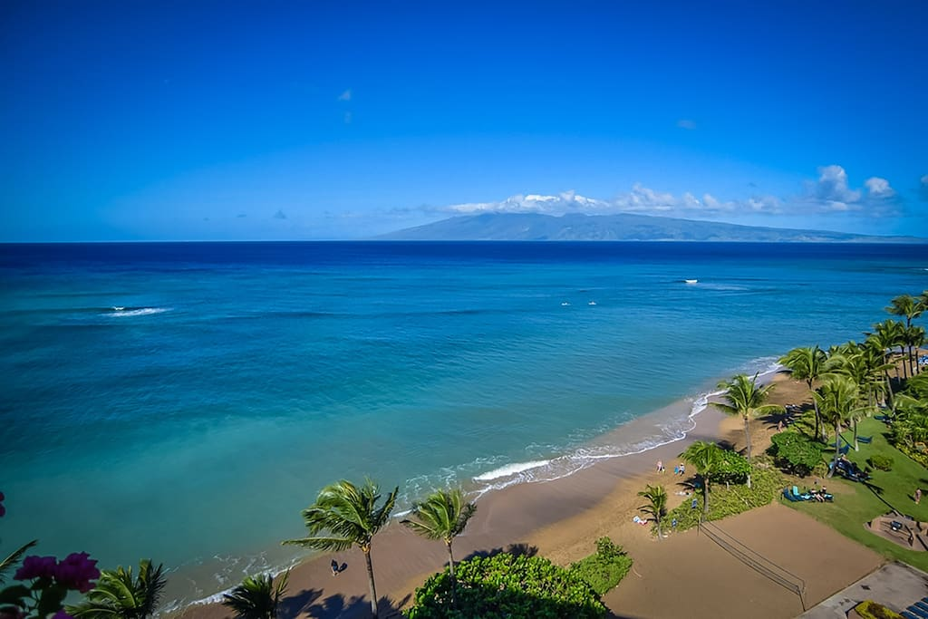 One of the nicest beaches in Maui