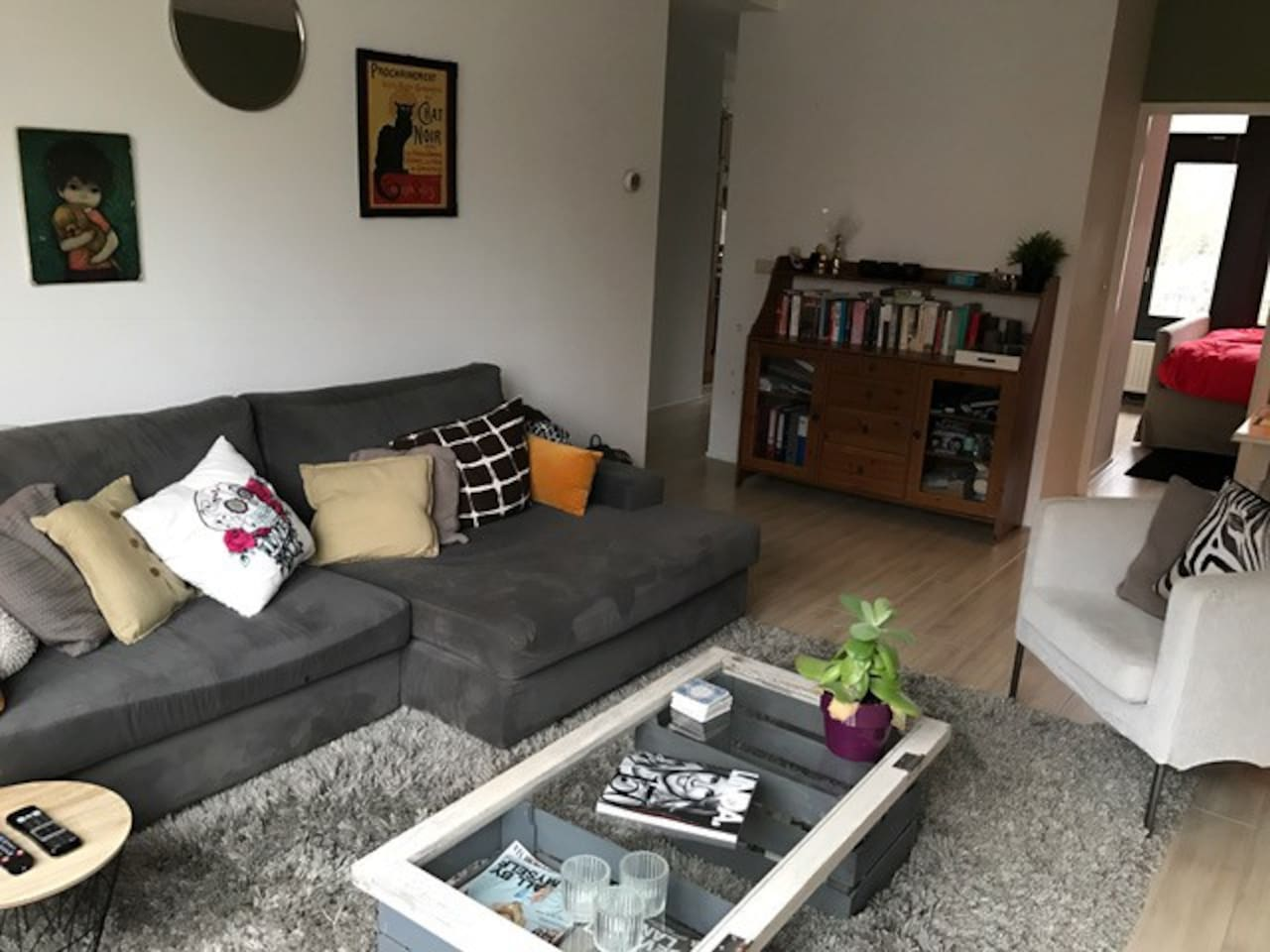 Lovely one bed room apartment