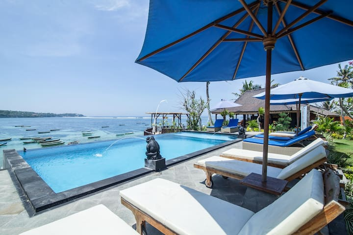 HOME GATEWAY ESCAPE HOLIDAY OCEAN VIEW LEMBONGAN