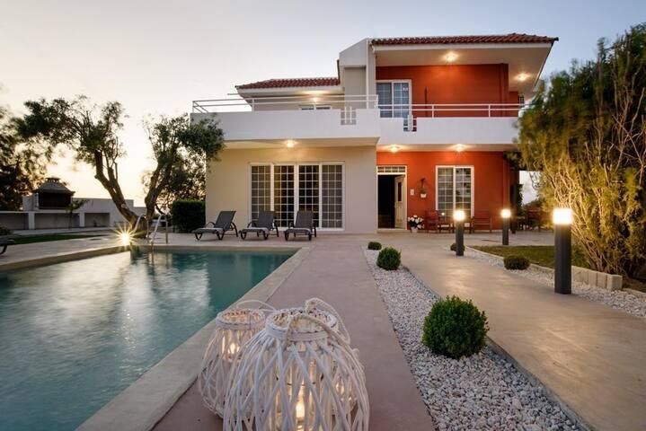 Villa Eleonas mit privates Pool