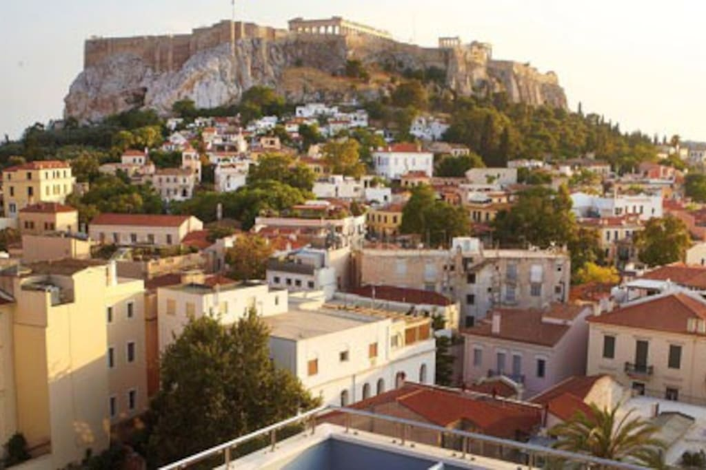 Stay to the oldest, most beautiful, peaceful, greatest neighborhood, heart of old and modern Athens city : PLAKA !