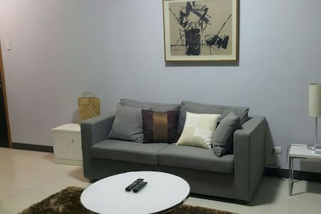 Cozy Homey Studio in Fort Bonifacio - Taguig