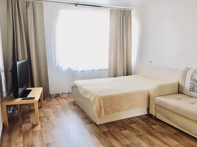 Sokolova street apartment