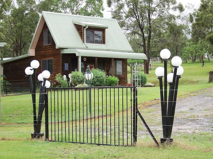 Elysian Fields Retreat Sculpture Park and Farmstay