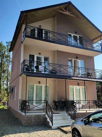 Дом для лучшего отдыха в Шекветили!