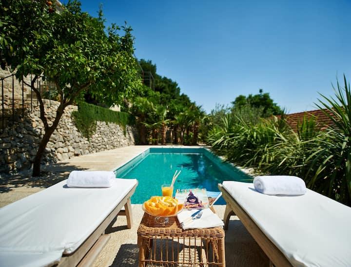 Villa Lemonia with Private Pool