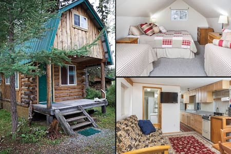 Dolly Varden Cabin - Comfortable retreat in nature