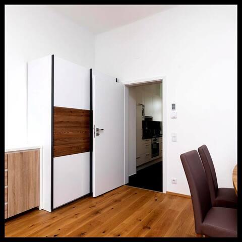 Zwaantje 10 Apartment
