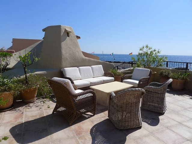 Relax by the Sea on the French Riviera