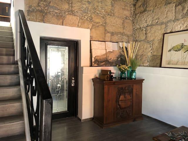 Apartamento con estilo en Santa Lucía