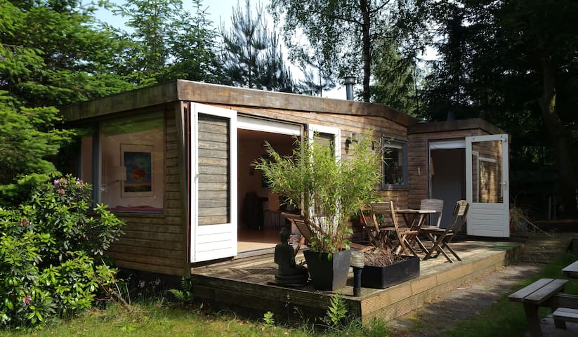 Cosy and peaceful cottage in the greens - Beekbergen - Cabana