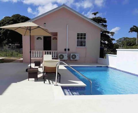 The Cottage Saint Davids,1 bedroom villa with pool