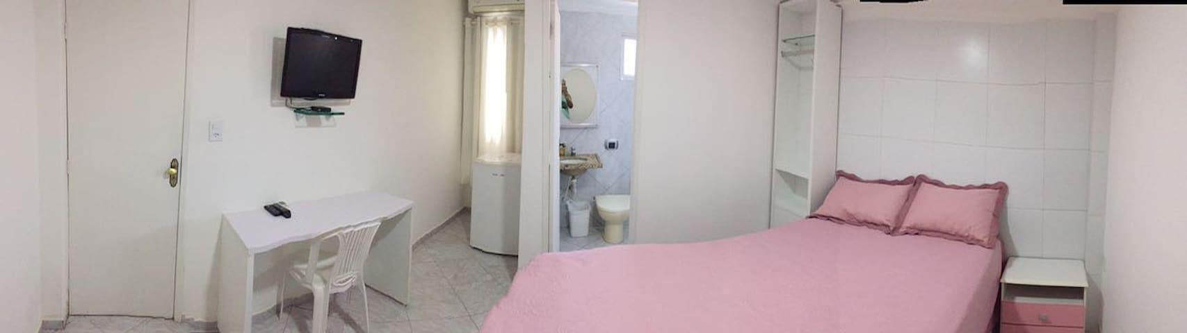 Loft bem localizado em Recife/Boa Viagem. Conheça!