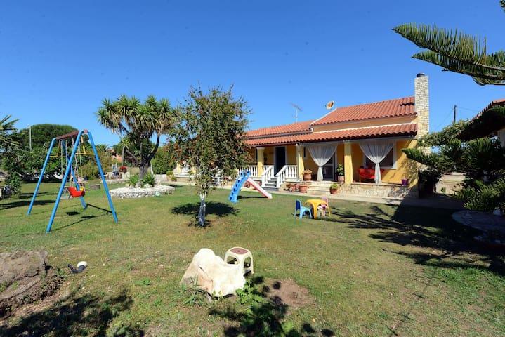 Large garden & kids playground