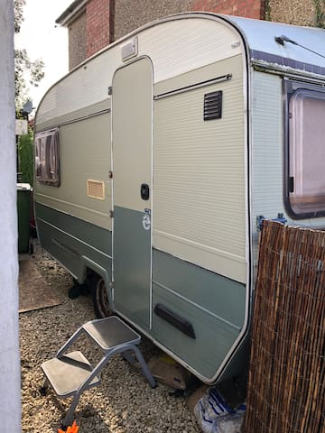 Cheap and cheerful Caravan