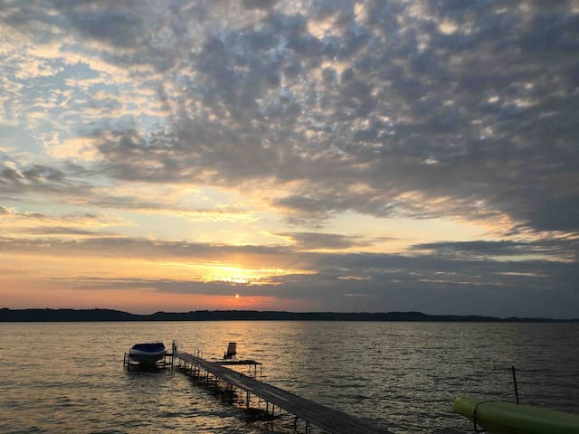 Come toTorch Lake for Fall
