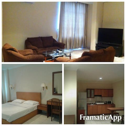 Your ultimate place to retreat - Batam - Appartement