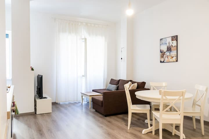 Wonderful and strategic apt in Sant'Agostino