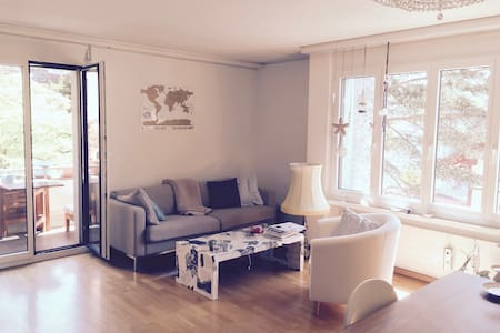 sunny room close to the old town - Zurique - Apartamento