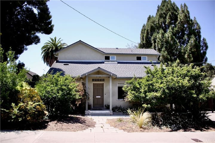 Centrally Located House with Large Backyard