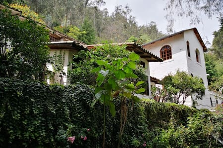 Casa Del Quinde Beautiful Nature Guest Suite