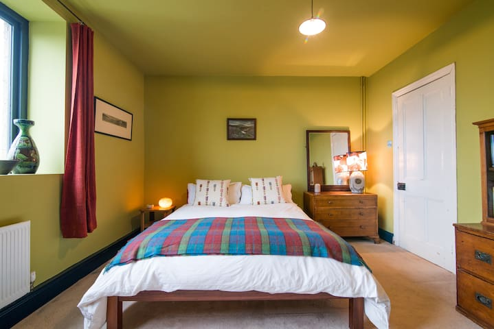 A warm comfortable room above Hebden Bridge - West Yorkshire - House