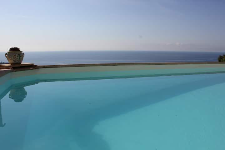 Villa con piscina in Costa Azzurra - Roquebrune CM