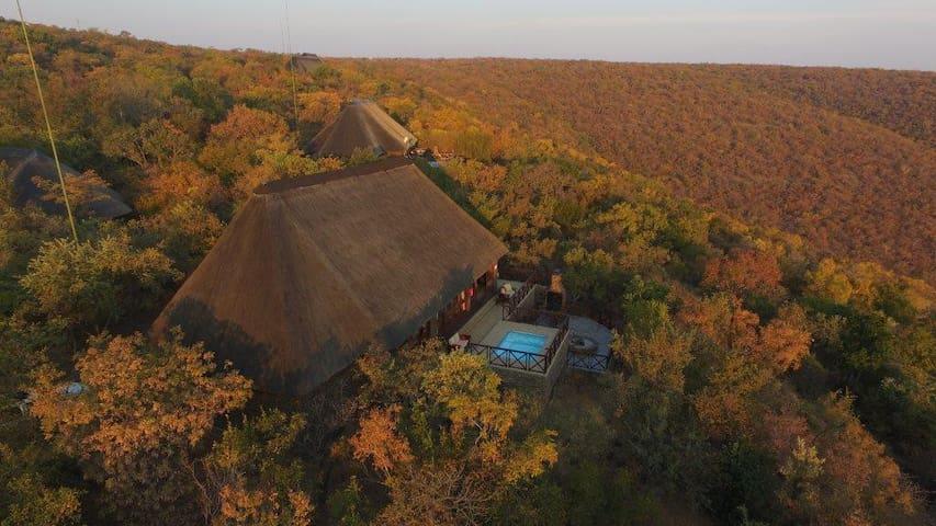 Dinkweng Safari Camp - Vaalwater - Nature lodge