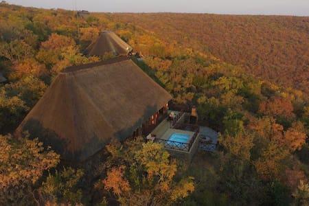 Dinkweng Safari Camp - Vaalwater - Natur lodge